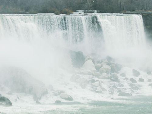 niagara falls river