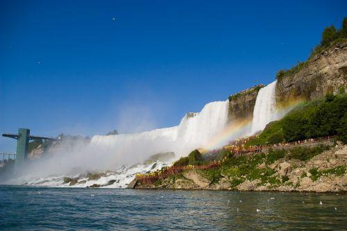niagara falls wa nature