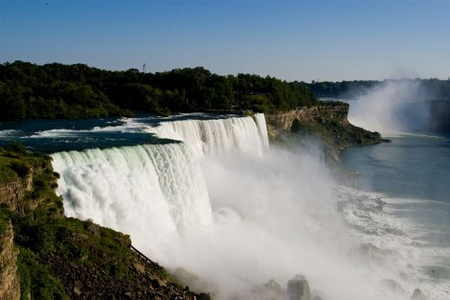 niagara falls nature