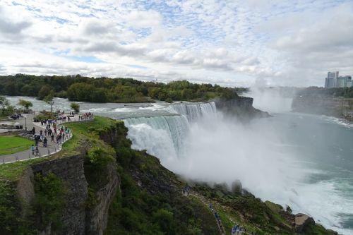 niagara falls waterfall river