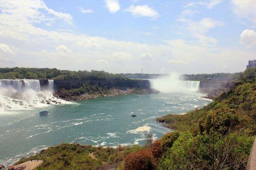 niagara falls falls landscape