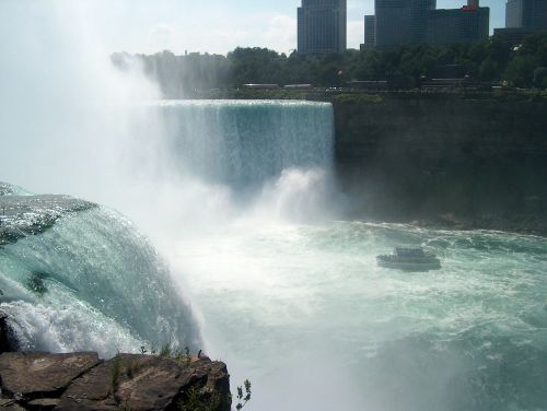 niagara falls waterfalls canada
