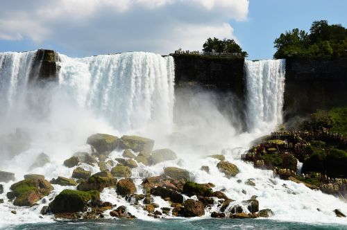 niagara falls places of interest water masses
