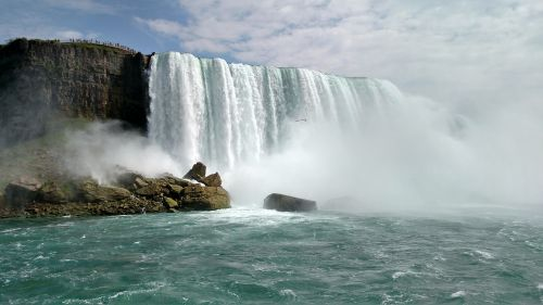 niagara falls waterfall vacation
