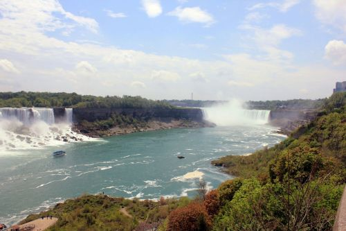 Niagara Falls Far View