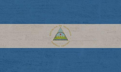 nicaragua flag state emblem