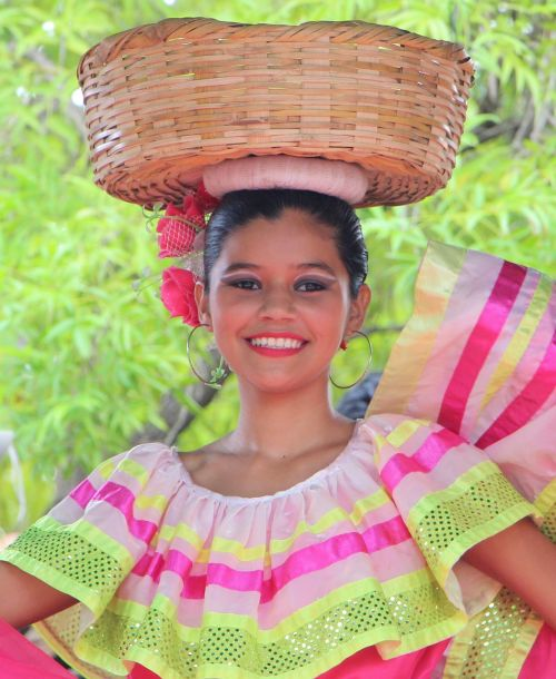 nicaragua folklore youth