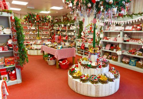 Nice Christmas Shop