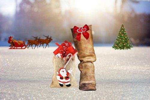 nicholas  nicholas boots  christmas