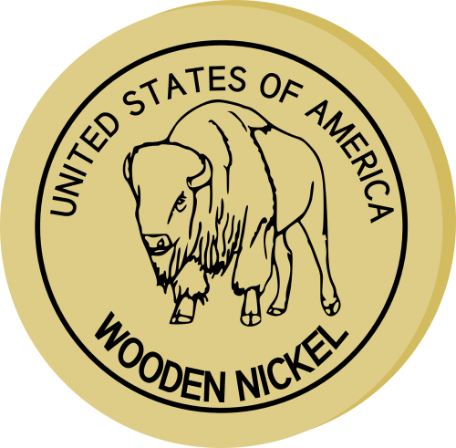nickel coin currency