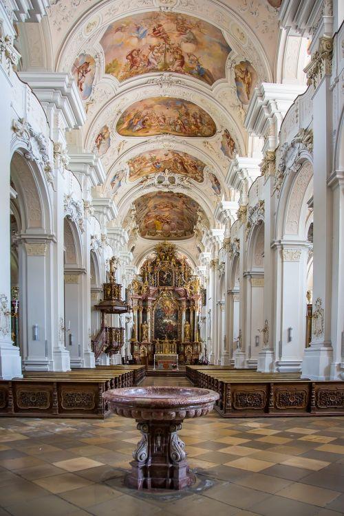 niederalteich monastery benedictine