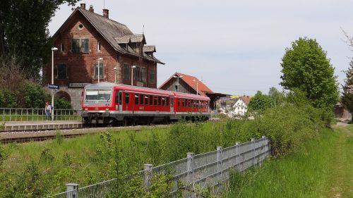 niederstotzingen vt 628 units railway station
