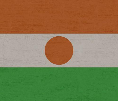 niger flag international