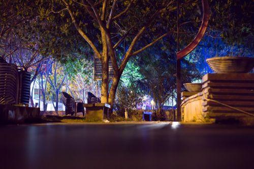 night park travel