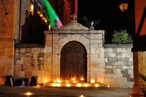 night candles peñaranda