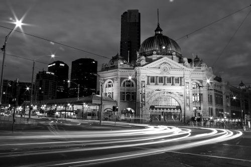 naktis,architektūra,Melburnas,miesto,miesto panorama,vakaras,centro,miestas,miestas naktį,lengvi takai