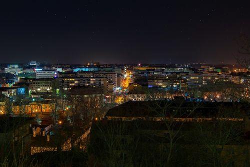 night city settlement