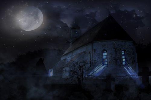 night composing church