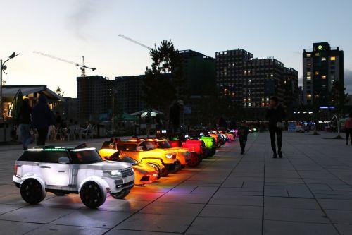 night light autos