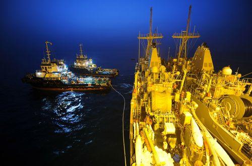night ship navy