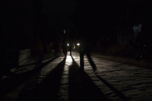 night shadow creepy