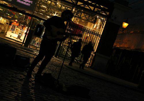 night dark music