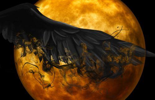 night creepy darkness