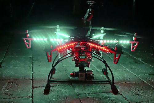 Night Drone