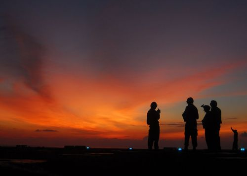 night operations preparations night operations crew