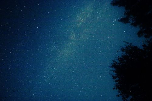 night sky starry sky milky way