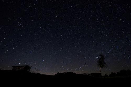 naktinis dangus,Žvaigždėtas dangus,žvaigždė,dangus,naktis,gamta,tamsi,tamsa