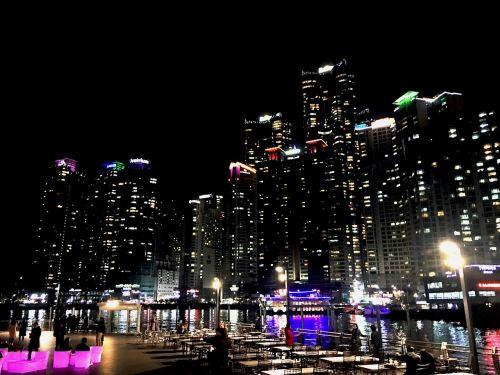 night view tabitha the bay 101