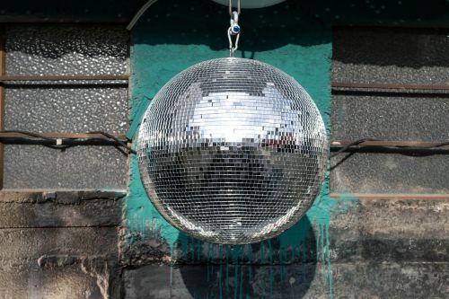 nightclub ball disco ball