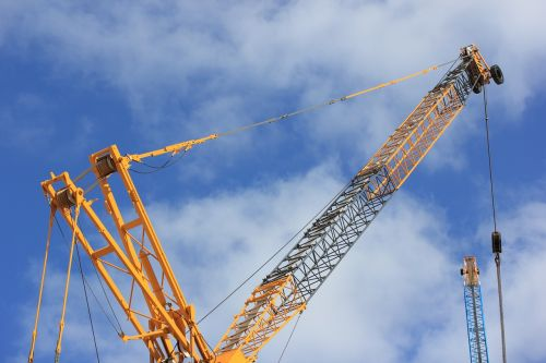crane lift lifting