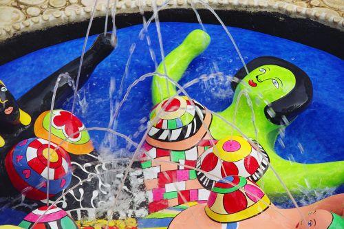niki de saint phalle art artist