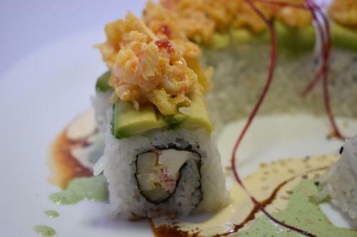 nikkei sushi sushi roll