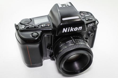 nikon f90 film