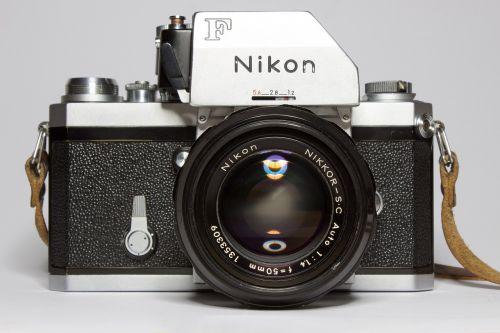 nikon analog camera