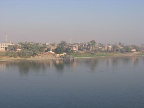 Nile, Egiptas, nulis luxor