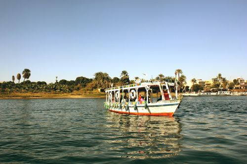 nile egypt luxor