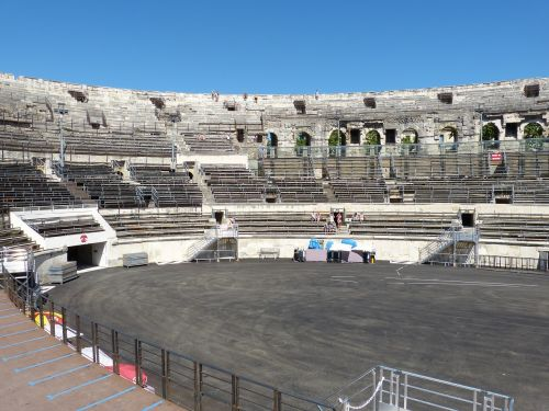 nimes france south of france