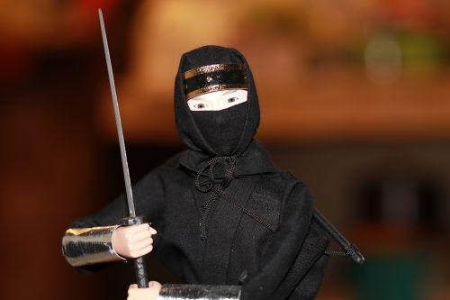 ninja japan sword