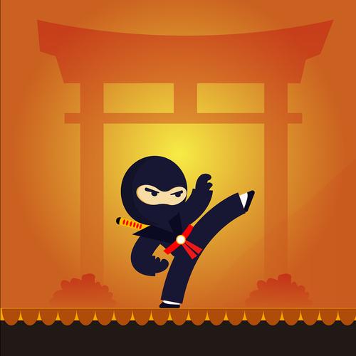 ninja  guerrero  japanese