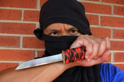 ninja assassin kill