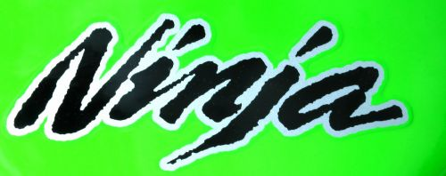 Ninja Green Background