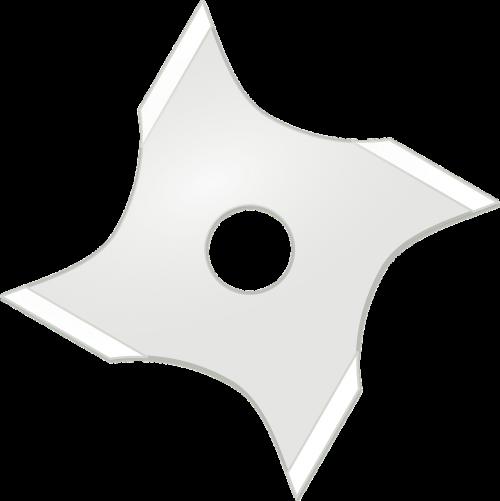 ninja star shuriken weapon