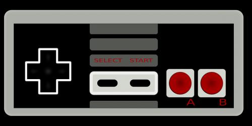 nintendo controller video games