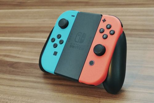 nintendo switch nintendo console
