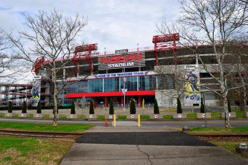 Našvilis & nbsp, Tennessee, titans, futbolo & nbsp, komanda, Sportas, stadionas, kraštovaizdis, struktūra, centro, Našvilis, pastatas, nissan, Tennessee, nissan stadionas nashville, Tennessee