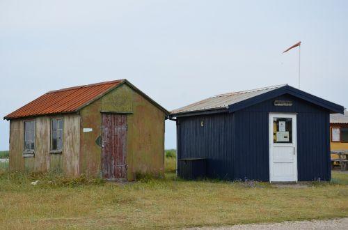 nissum fjord denmark cottages